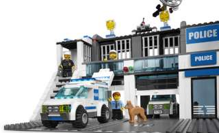 Amazoncom Lego City Police Station