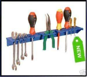 TOOL SHELF STORAGE SYSTEM TOOL TIDY FOR GARAGE SHED