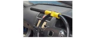 STEERING WHEEL LOCK BILLY BAT DESIGN SECURITY CAR LOCKS 5026637612251