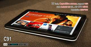 Tablet ZT 280 C91 10,1 CAPACITIVO, And.2.3, 1 Ghz Cortex A9