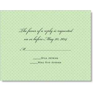 Sun Kissed Green Stars on Crystal Response Cards: Kitchen