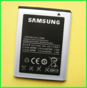 Batterie Samsung CHAT 335 CH@T GT S3350 batería accu