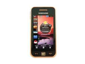 Newegg   Samsung Star Black/Gold Unlocked GSM Touch Screen Phone