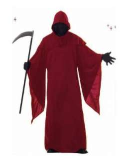 Scary Bloody Evil Horror Robe Boys Death Child Costume