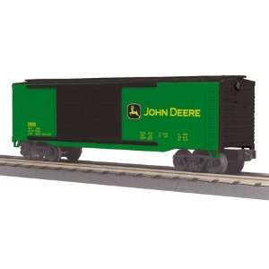 O 27 40 Double Door Box, John Deere MTH3074473: Toys & Games
