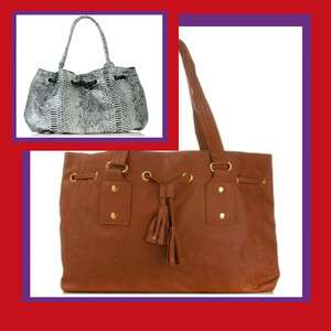 Signature Club A Handbag Giftbag Purse Travel Tote Shopper You Pick