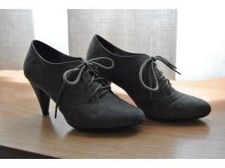 Características del anuncio Zapato tipo Oxford de Zara nº 37