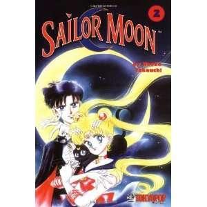 Sailor Moon, Vol. 2 [Paperback]: Naoko Takeuchi: Books