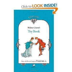 Toy Book (9786069225363): Walter Crane: Books