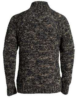 JUMPERS & CARDIGANS   NUDIE JEANS / ODIN BUTTON ROLL NECK   NELLY