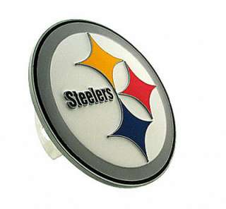 Pittsburgh Steelers Logo Only Trailer Hitch Cover