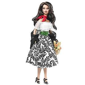 Barbie Dolls of the World Italy Doll at HSN