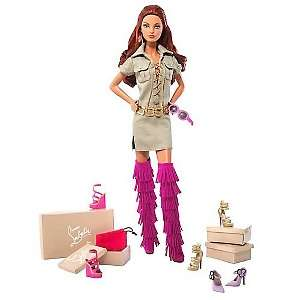 Mattel Barbie Christian Louboutin Safari Doll