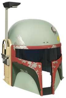Electronic Boba Fett Helmet   Star Wars Boba Fett Toys