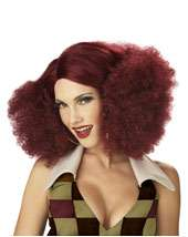 Afro Wigs Women on Costume Supercenter