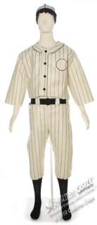 Adult Old Tyme Baseball Player   Sports Costumes