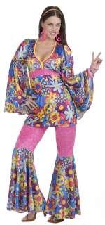 Hippie Flower Child Costume   Hippie Costumes