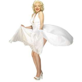 Marilyn Monroe Movie Replica Dress Adult Costume, 34437