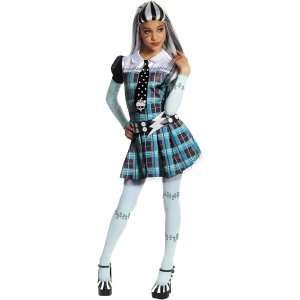 Monster High   Frankie Stein Child Costume, 801226