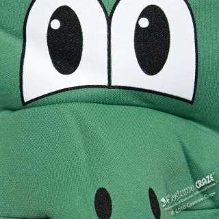Adult Yoshi Costume   Nintendo Super Mario Brothers Costumes