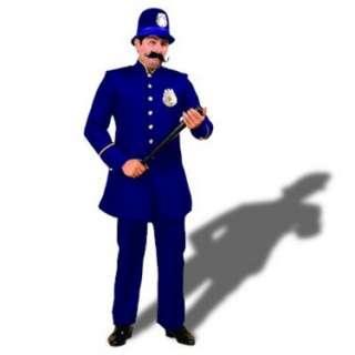 Halloween Costumes Keystone Cop Adult