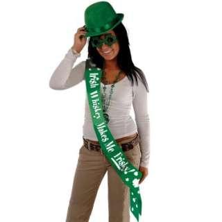 Halloween Costumes Irish Whiskey Makes Me Frisky Sash