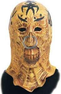 Tattooed Terror Mask   Masks