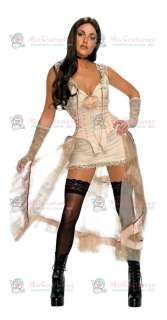 Buy Jonah Hex Lilah White Adult Costume For Halloween And Other