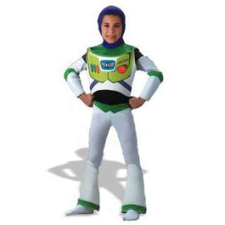 Toy Story Disney Buzz Lightyear Deluxe Child Costume   Deluxe Buzz