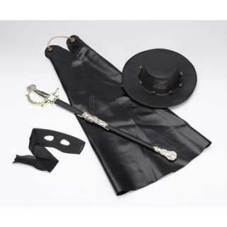 Zorro Child Accessory Set   Zorro Costume Accessories   15DG18057