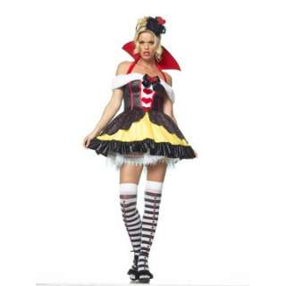 Hearts Dress Costume   Sexy Alice in Wonderland Costumes   15UA83336
