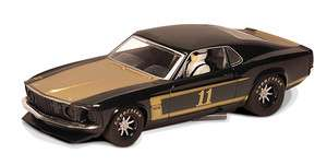 SCALEXTRIC Ford Boss 302 Mustang 1/32 Slot Car #C3230