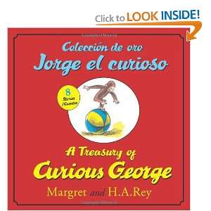 Coleccion de oro Jorge el curioso/A Treasury of Curious George