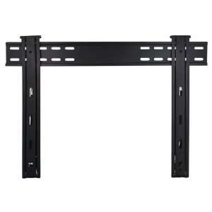LED and LCD Ultra Slim Fixed TV Mount for 32 to 60 Inch TV (Black