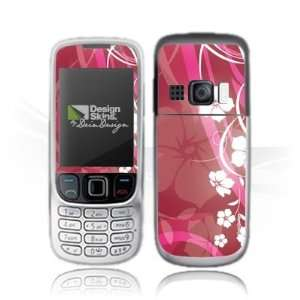 Design Skins for Nokia 6303i Classic   Pink Flower Design