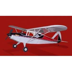 Pacer Wooden Airplane Kit (Suitable for Electric R/C) Toys & Games