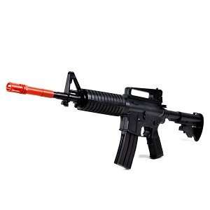 FPS M4A1 AEG Electric Airsoft Assault Rifle w/Sample BBs Electronics