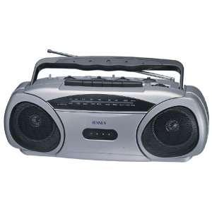 Jensen SCR 415 AM/FM Stereo Cassette Recorder Electronics
