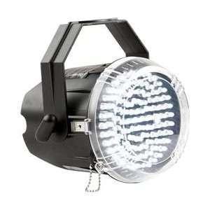 American DJ Big Shot LED Compact White LED Strobe Effect Light