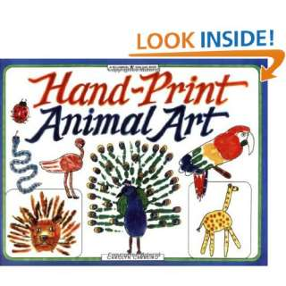 Hand Print Animal Art (Williamson Kids Can Books