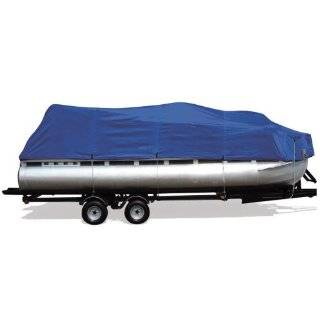 DuraShield Trailerable 17 to 20 Pontoon Boat Cover with