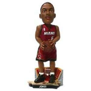 Jones Alt. Red Forever Collectibles Bobblehead