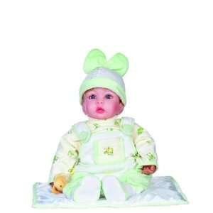 : BRADY 20 Soft Vinyl Toddler Doll By Golden Keepsakes: Toys & Games