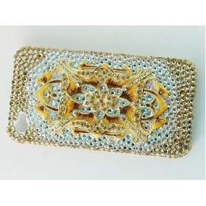 Cover With Swarovski Crystal Rhinestone Cell Phones & Accessories