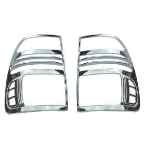 Chrome Tail Lamp Cover Toyota Land Cruiser 1998 2005 Grills Bumpers