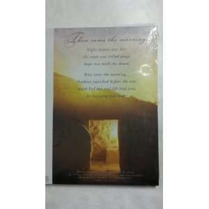 Then Came the Morning   Church Bulletin (Pkg. of 100): Office Products