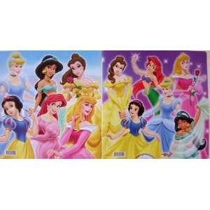 Princess 42 pcs Puzzle toy  Jasmine Cinderella Aurora Toys & Games