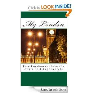 My London   Five Londoners share the citys best kept secrets John