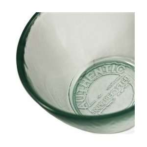 Authentic Recycled Glass Cereal Bowl 16: Kitchen & Dining