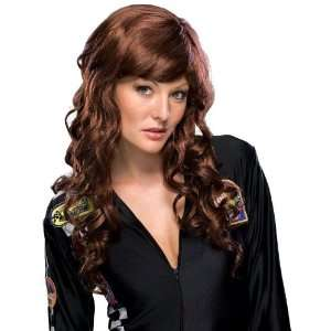 Lets Party By Rubies Costumes Dream Girl Auburn/Red (Starlet) Wig